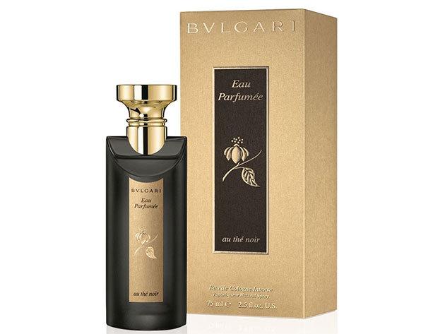 Bvlgari - Eau Parfumée Au Thé Noir-Eau De Cologne-Uniszex-75ml