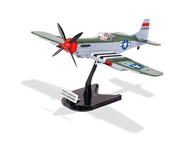 Repülő modell - minőségi építőjáték 250 db elemből