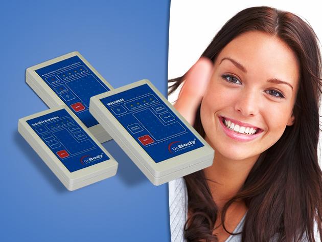 Próbáld ki a Dr. Body Pulzáló Mágnesterápiát, ami alvás közben is hatékony kezelést nyújt!