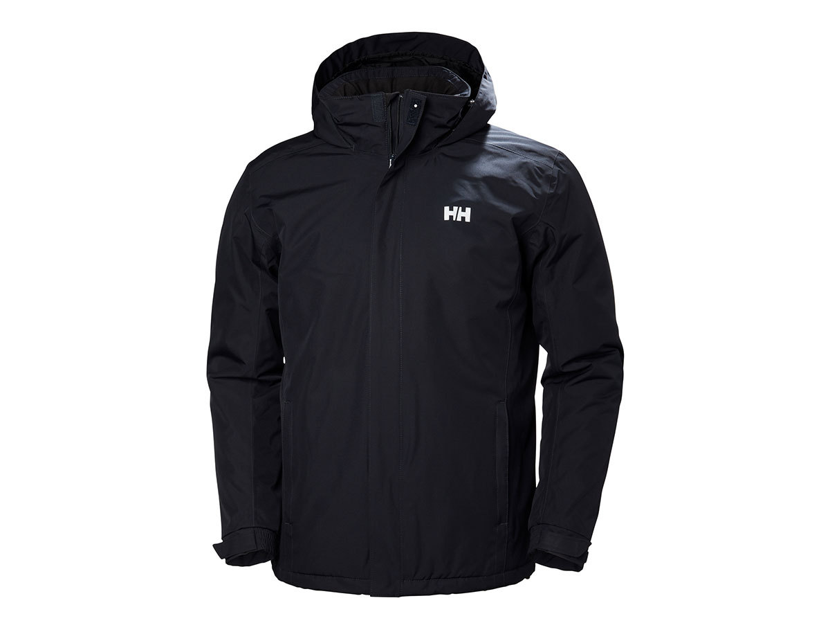 Helly Hansen DUBLINER INSULATED JACKET - NAVY - M (53117_597-M )