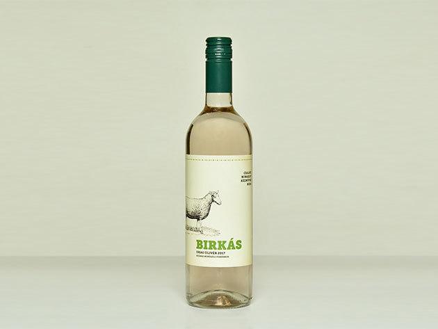 Birkás Irsai Olivér 2018. száraz fehérbor 0,75 l - AZONNAL ÁTVEHETŐ