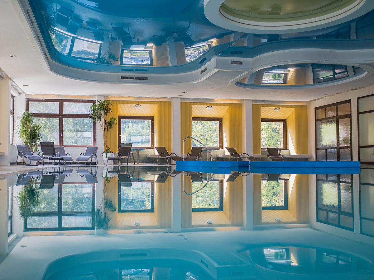 Semmering hágó, Sporthotel am Semmering*** - 3, 4 vagy 5 nap szállás 2 főre félpanzióval és wellnesszel