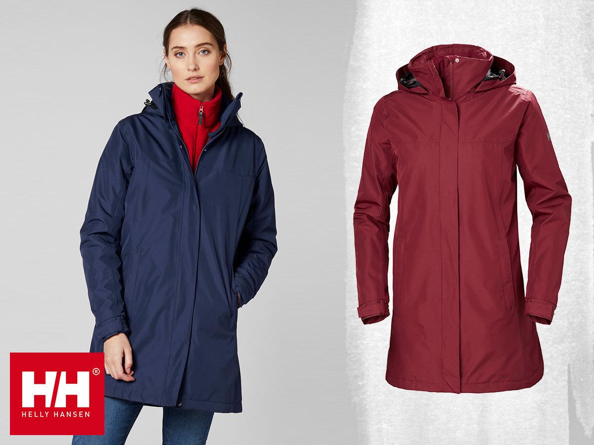 cbfabfceef Helly Hansen W ADEN INSULATED COAT női átmeneti kabát
