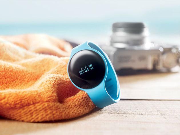 Fitnesz karórák szilikon szíjjal, Bluetooth csatlakozással - lépésszámláló, elégetett kalória mérés és sok hasznos funkció