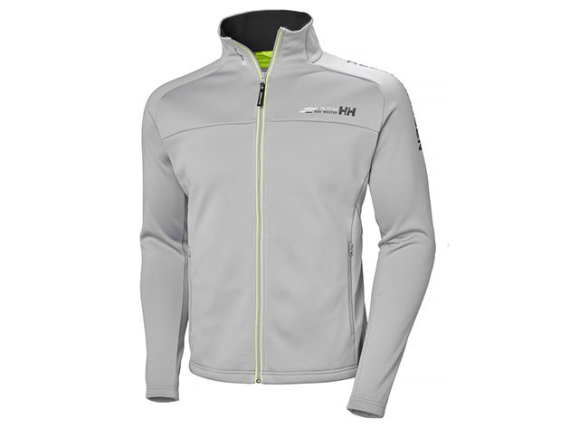 Helly Hansen HP FLEECE JACKET - SILVER GREY - XL (54109_820-XL )