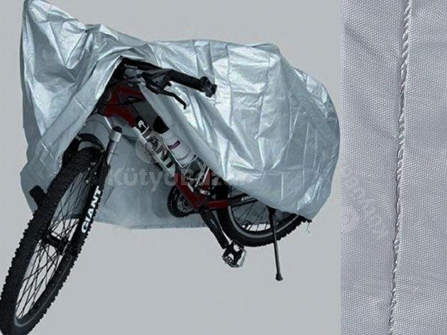 Vízálló kerékpár takaró ponyva - védi biciklidet az esőtől, hótól és portól a szabad ég alatt