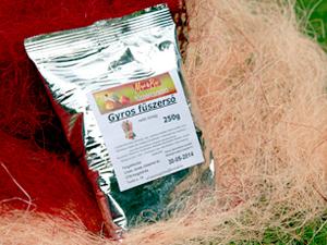 Mediterrán Konyha Fűszer összeállítás húsokhoz és salátákhoz