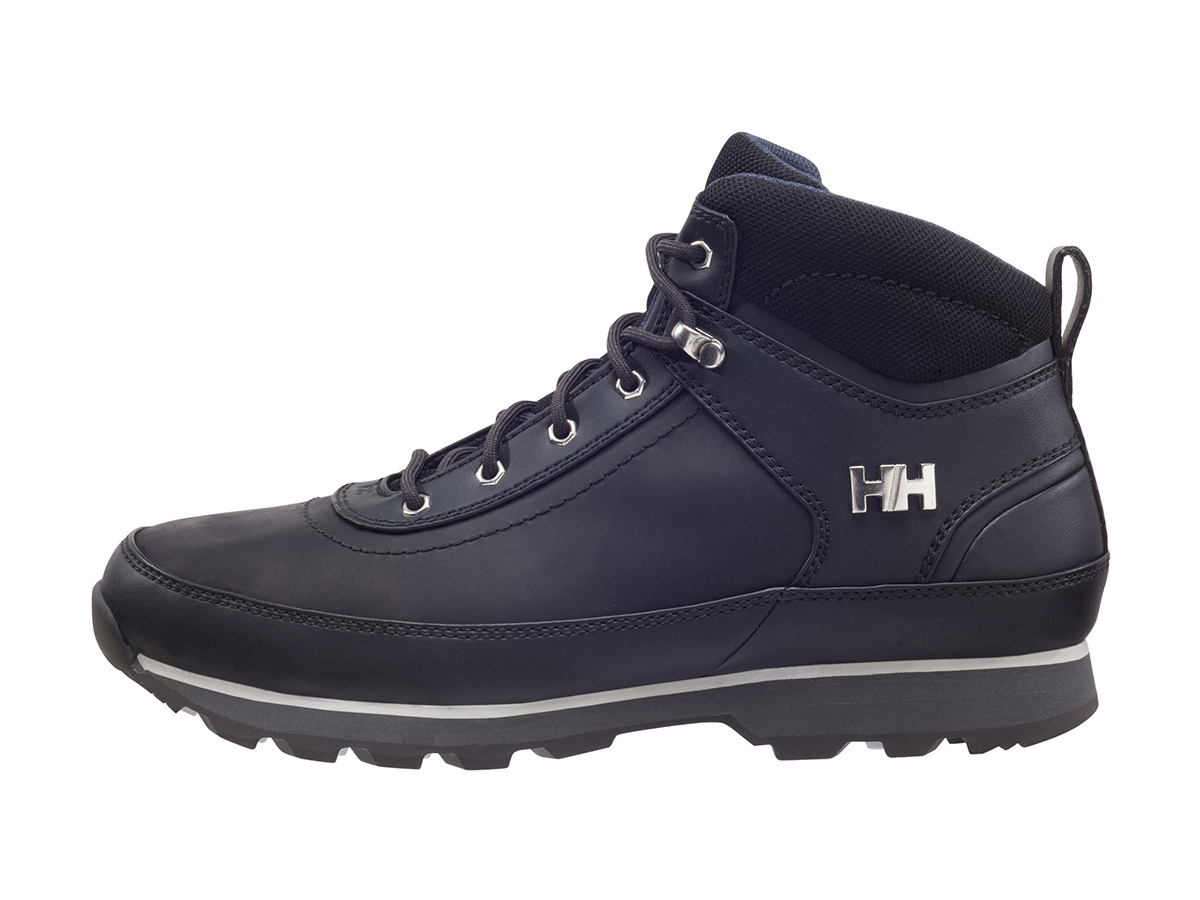 Helly Hansen CALGARY - JET BLACK / EBONY / LIGHT - EU 40.5/US 7.5 (10874_991-7.5 )