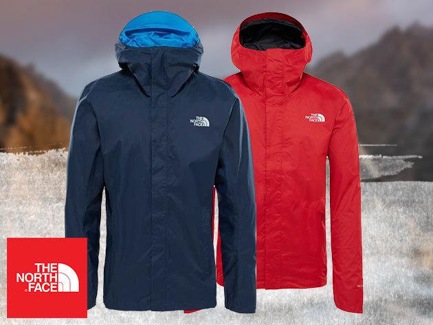 The North Face TANKEN ZIP-IN JACKET férfi dzseki szélálló, vízálló, lélegző anyagból, prémium minőségben