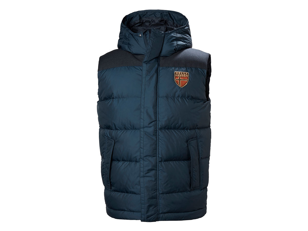 Helly Hansen HH NORSE DOWN VEST - NAVY - XL (53221_597-XL )