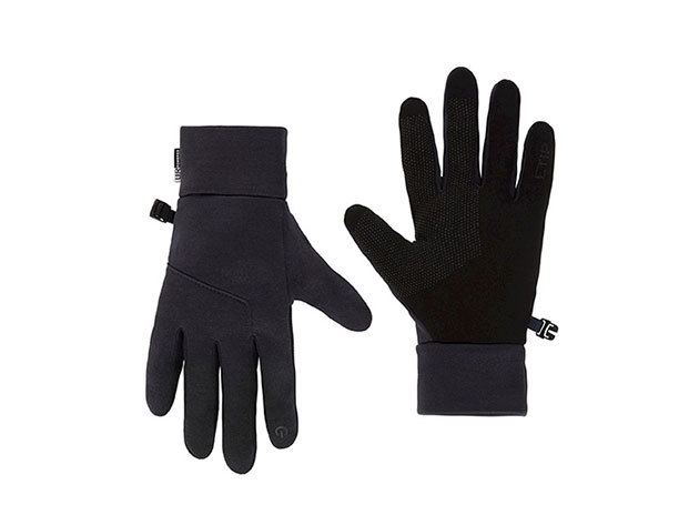 L méret / The North Face ETIP GLOVE URBAN NAVY HEATHER - T93KPNAVM