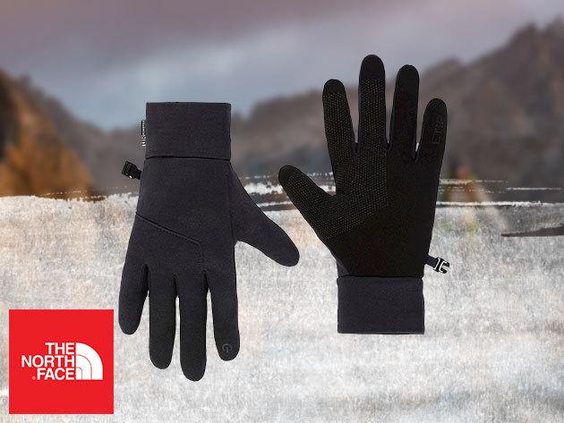 The North Face ETIP GLOVE férfi kapacitív kesztyű - érintőkijelző kompatibilis, extra kényelmes, rugalmas anyagból