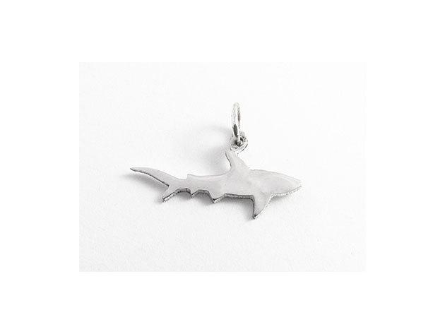 Ezüst cápa medál