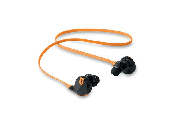 Rockstep- füllhallgató - Narancssárga