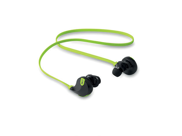 Rockstep- füllhallgató - Lime