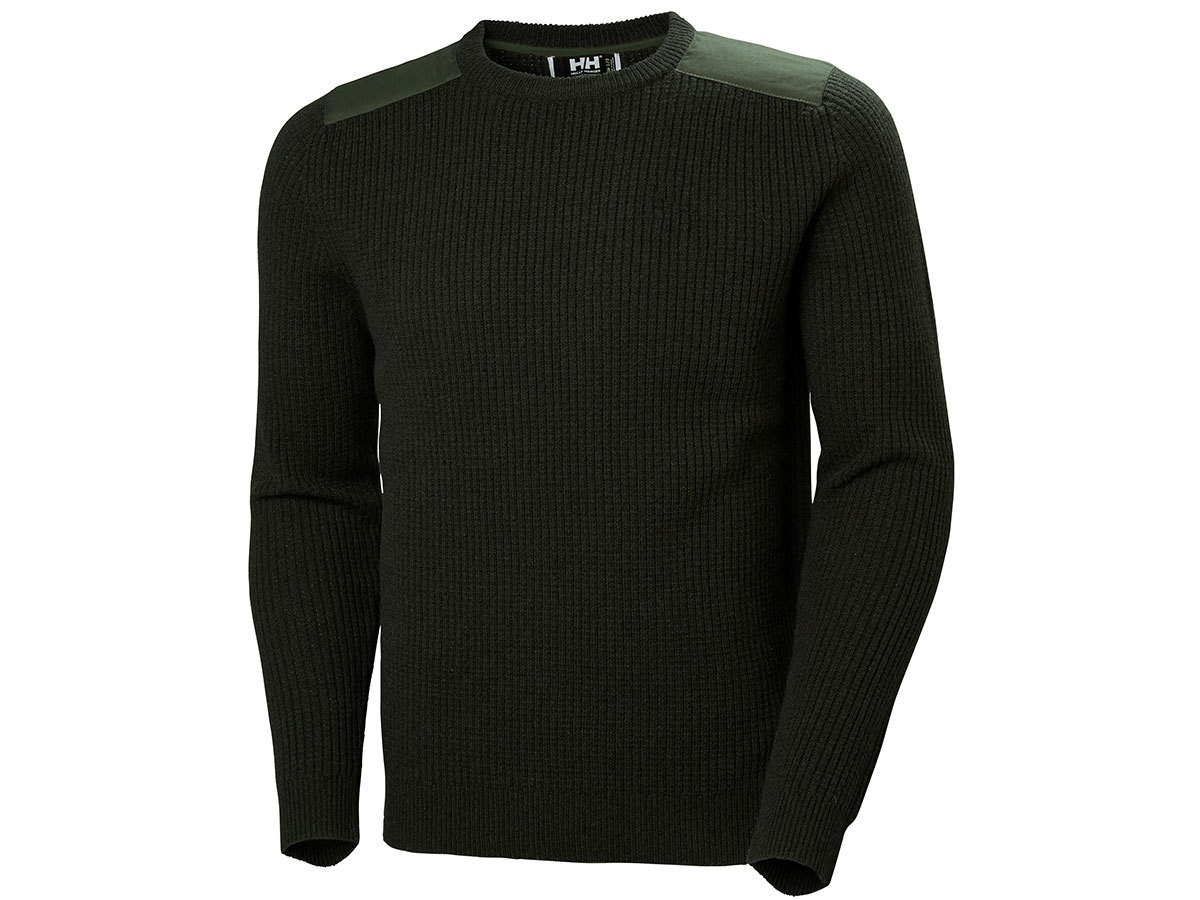 Helly Hansen HP SHORE SWEATER - BELUGA - XL (33993_482-XL )