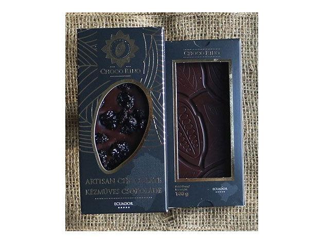 Csokoládé Chocorino Meggy 70% - AZONNAL ÁTVEHETŐ