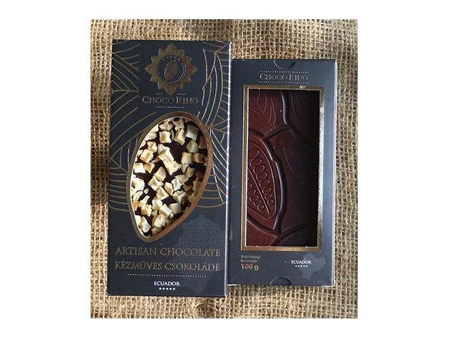 Csokoládé Chocorino Alma 70% - AZONNAL ÁTVEHETŐ