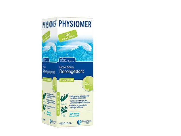 Physiomer Eucalyptus Orrspray