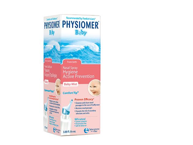 Physiomer Csecsemő Orröblítő Oldat