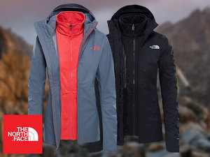886ad1066b The North Face W TANKEN TRICLIMATE JACKET női kabát
