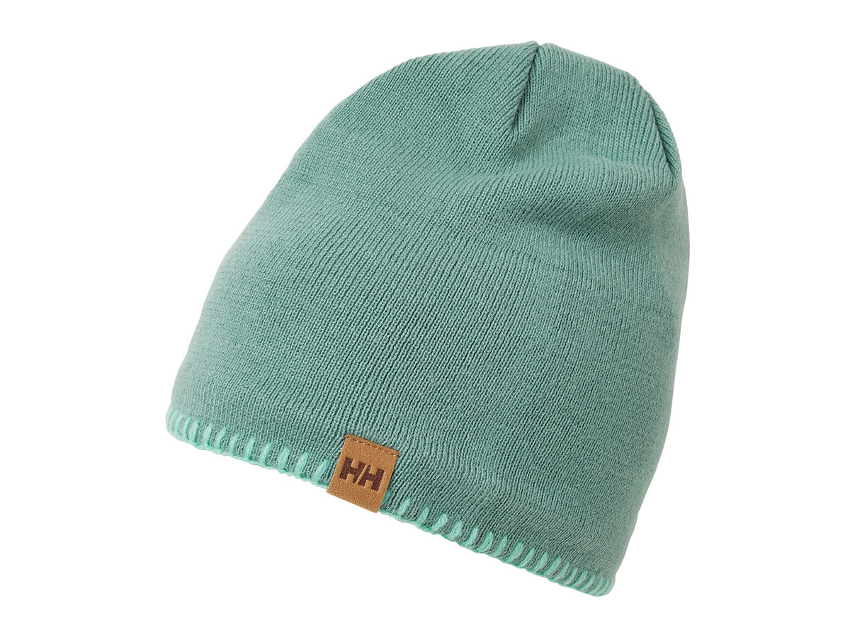 Helly Hansen MOUNTAIN BEANIE FLEECE LINED - JADE / POOL BLUE - STD (67083_443-STD )