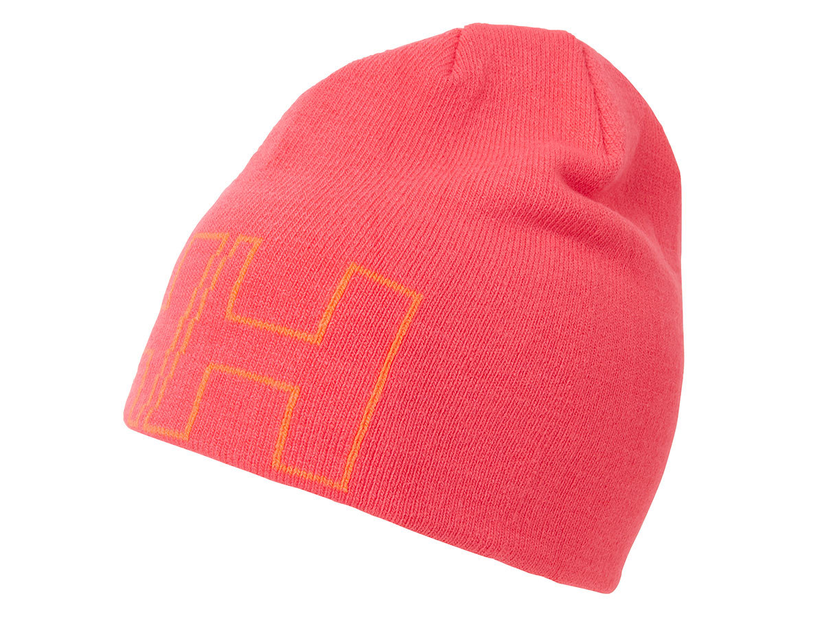 Helly Hansen OUTLINE BEANIE - GOJI BERRY - STD (67147_197-STD )