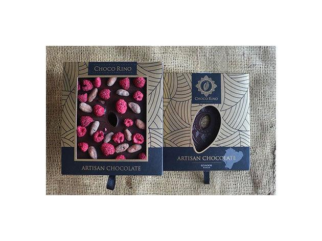 Exkluzív Kakaóbab - Málna csokoládé 70% - AZONNAL ÁTVEHETŐ