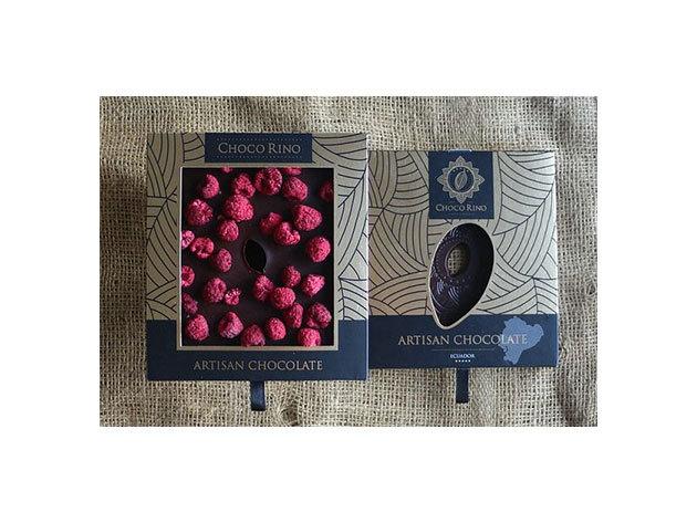 Exkluzív málna csokoládé 70% - AZONNAL ÁTVEHETŐ
