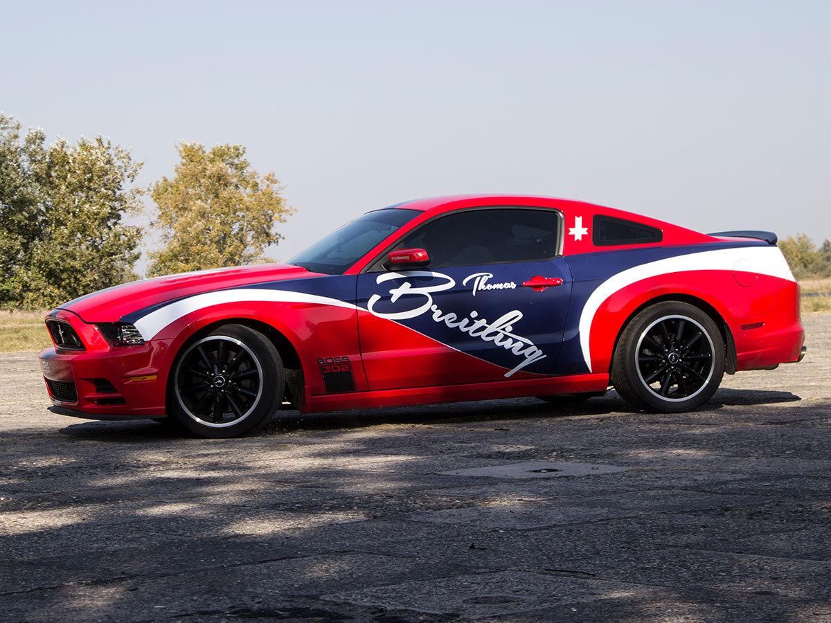 2,5 órás vezetéstechnikai tréning (Saját autóval) + 1 kör Mustang 302 Boss vezetése / fő