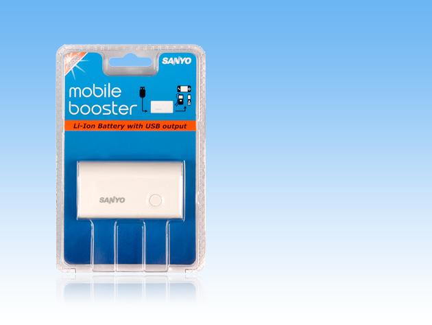Eneloop Mobile Booster KBC-L3S