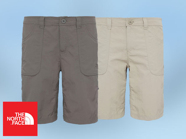 The North Face® WOMEN'S HORIZON SUNNYSIDE SHORTS női rövid túranadrágok