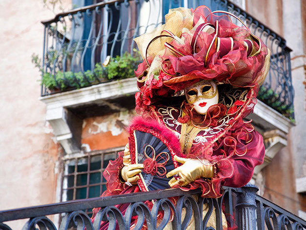 2019.03.01-03. Velencei karnevál: non-stop utazás busszal Olaszországba, a gondolák városába / fő