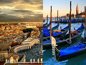 Velence-Római Szilveszter (1 fő)