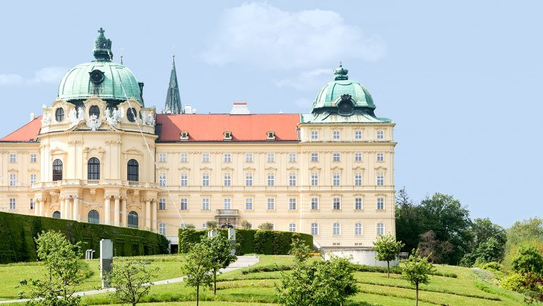 2019. március 20. Klosterneuburg kolostor és a Nemzetközi Orchidea kiállítás: non-stop autóbuszos utazás Ausztriába / fő