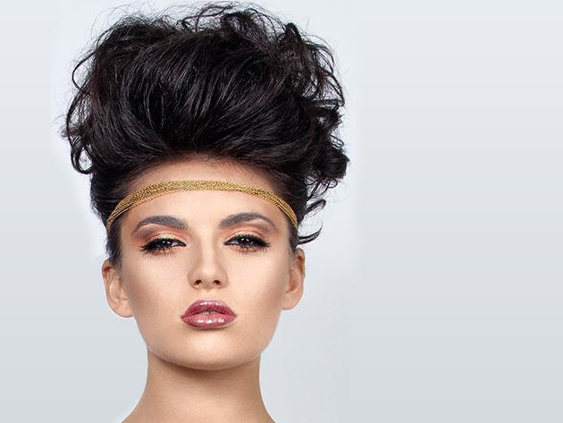 Női extrém hajvágás
