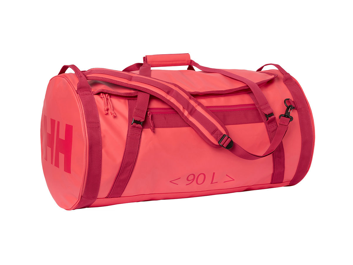 Helly Hansen HH DUFFEL BAG 2 90L - GOJI BERRY - STD (68003_197-STD )