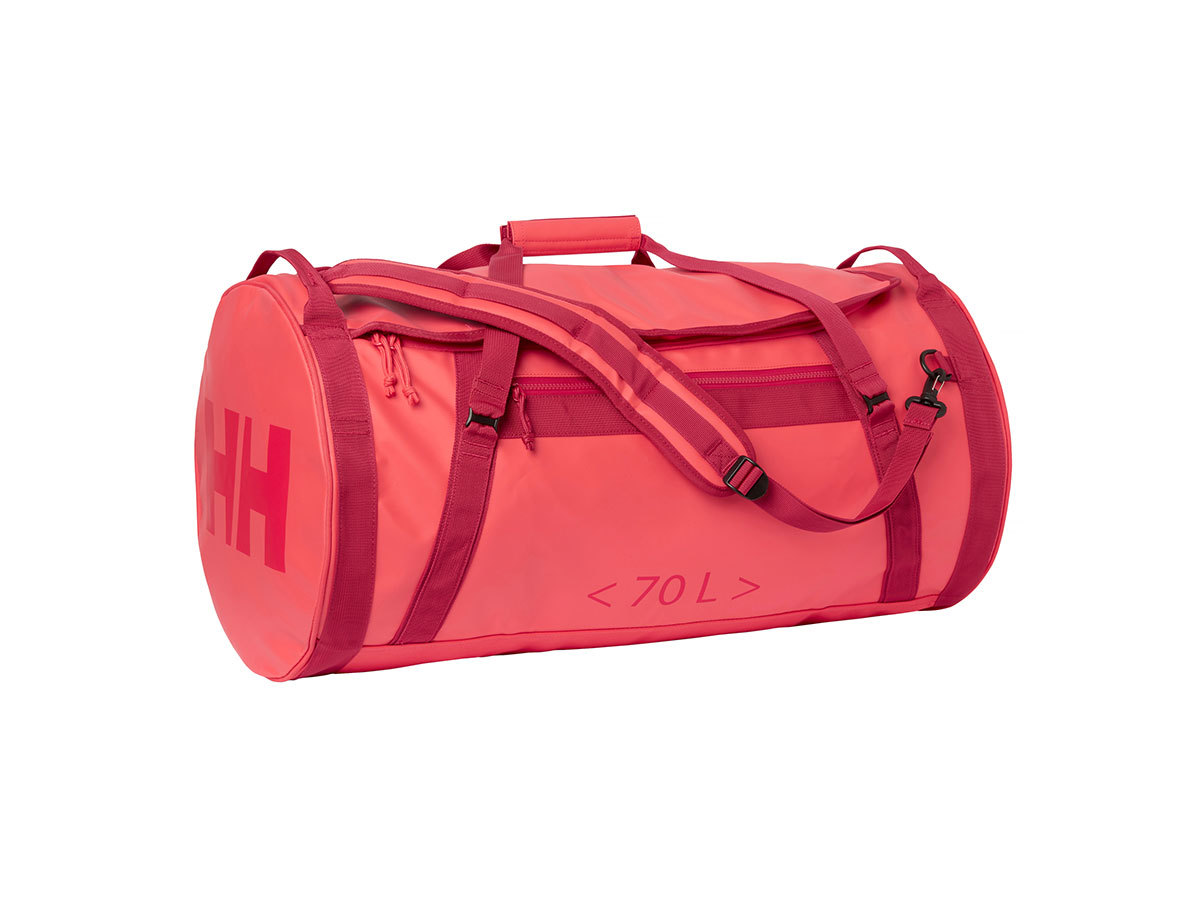 Helly Hansen HH DUFFEL BAG 2 70L - GOJI BERRY - STD (68004_197-STD )