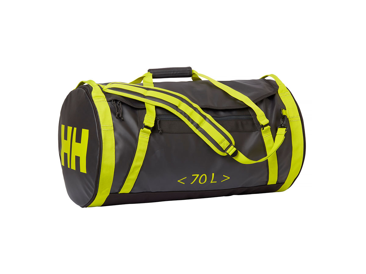 Helly Hansen HH DUFFEL BAG 2 70L - EBONY - STD (68004_982-STD )