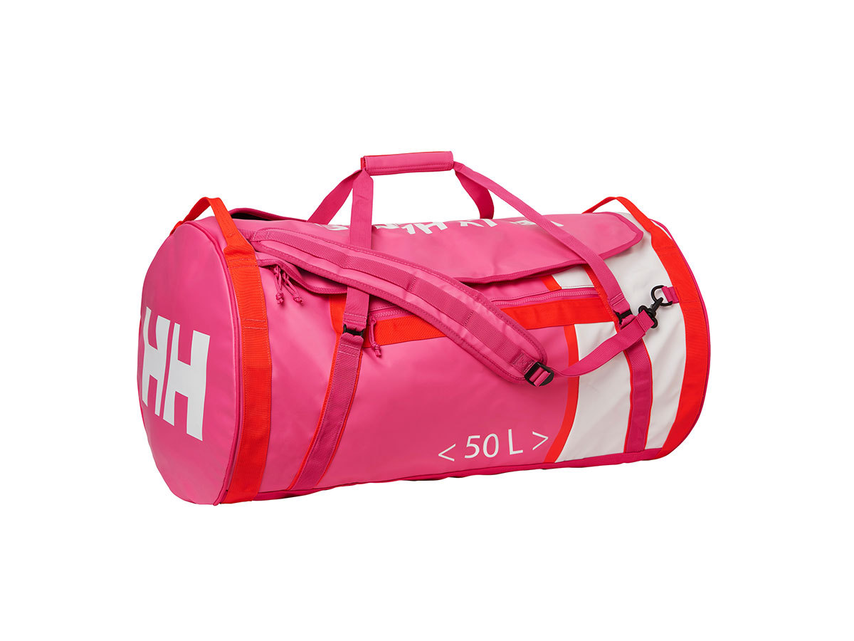 Helly Hansen HH DUFFEL BAG 2 50L - DRAGON FRUIT - STD (68005_181-STD )