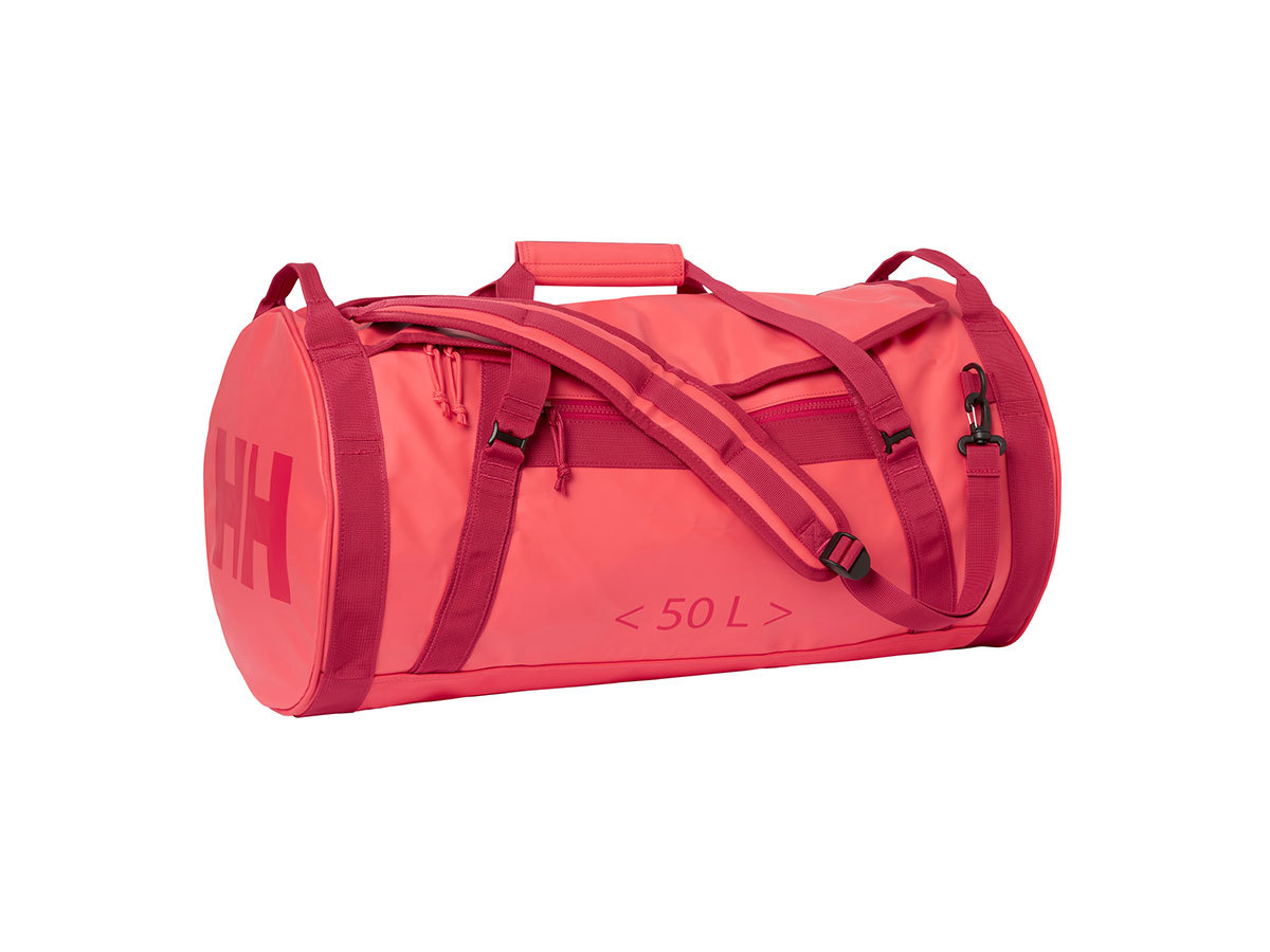 Helly Hansen HH DUFFEL BAG 2 50L - GOJI BERRY - STD (68005_197-STD )