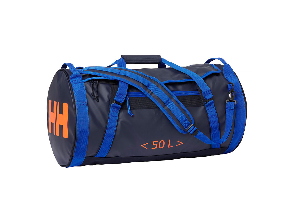 Helly Hansen HH DUFFEL BAG 2 50L - NAVY - STD (68005_599-STD )
