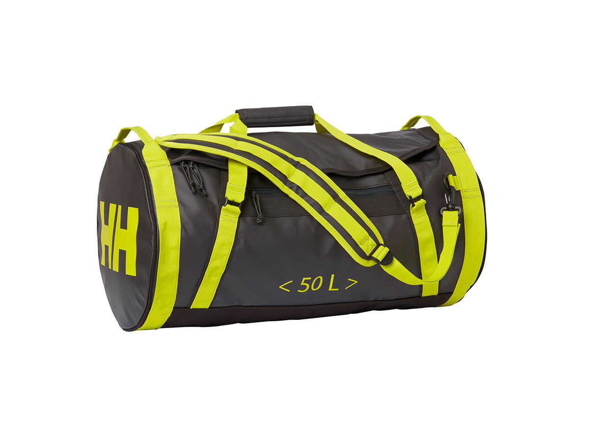 Helly Hansen HH DUFFEL BAG 2 50L - EBONY - STD (68005_982-STD )