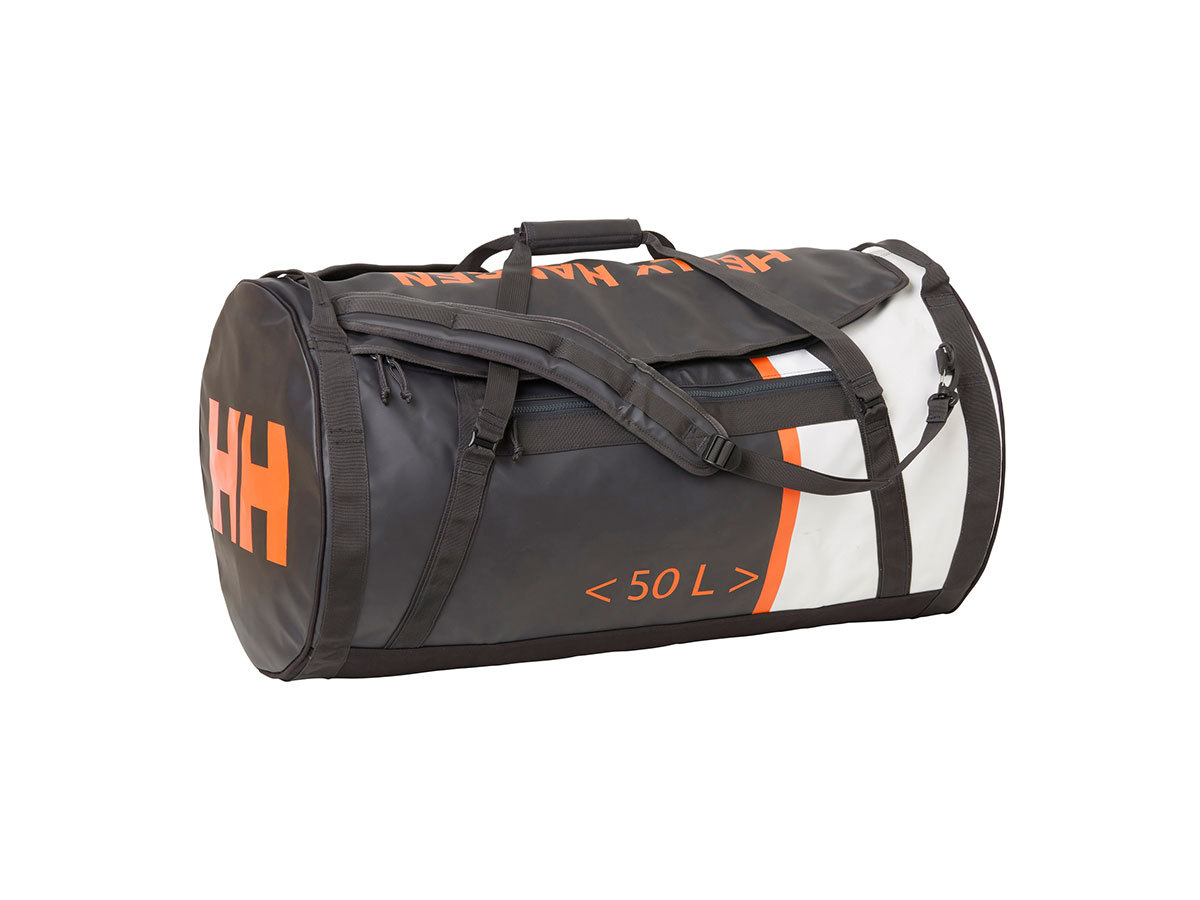 Helly Hansen HH DUFFEL BAG 2 50L - EBONY - STD (68005_983-STD )