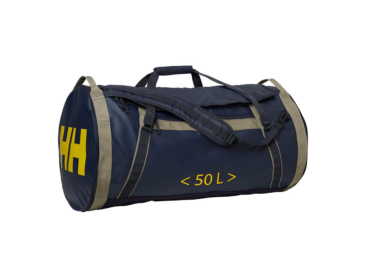Helly Hansen HH DUFFEL BAG 2 50L - GRAPHITE BLUE - STD (68005_995-STD )