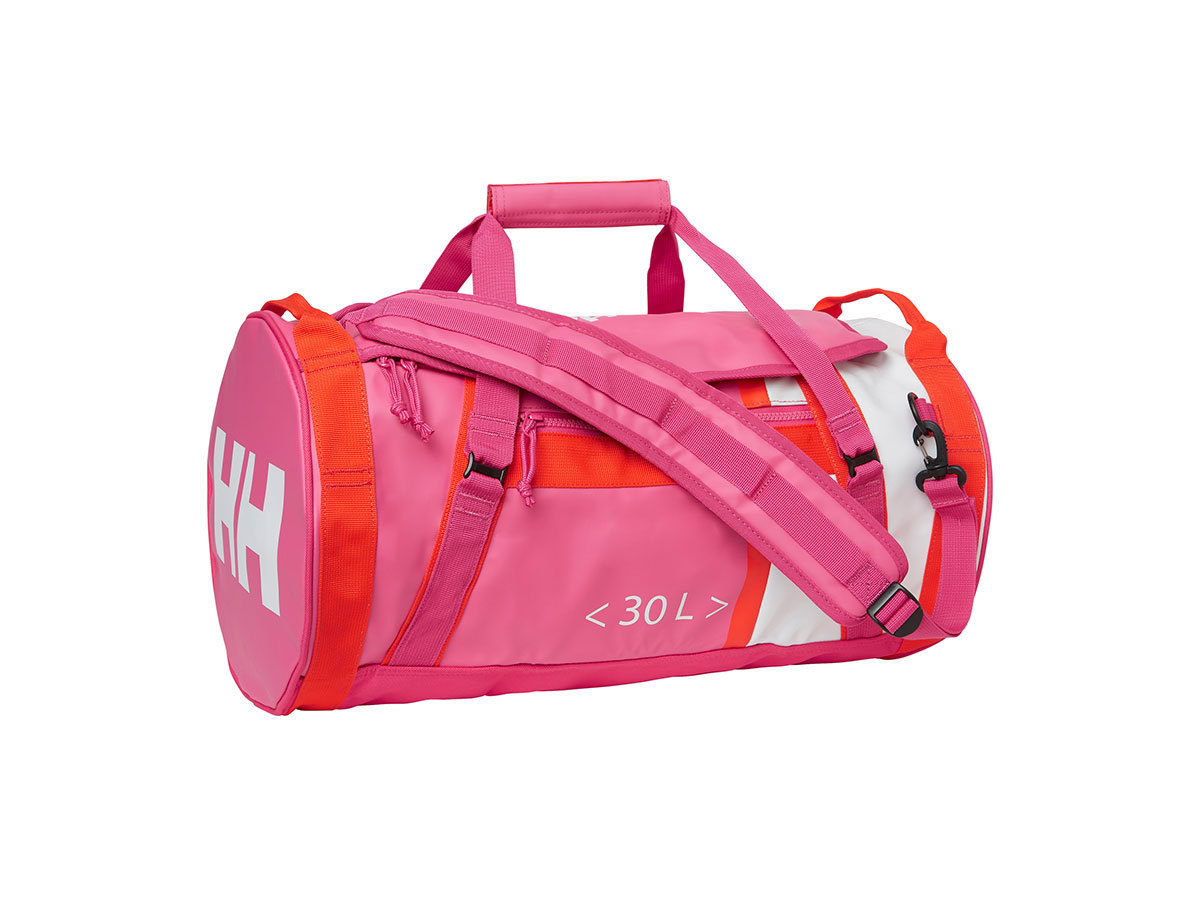 Helly Hansen HH DUFFEL BAG 2 30L - DRAGON FRUIT - STD (68006_181-STD )