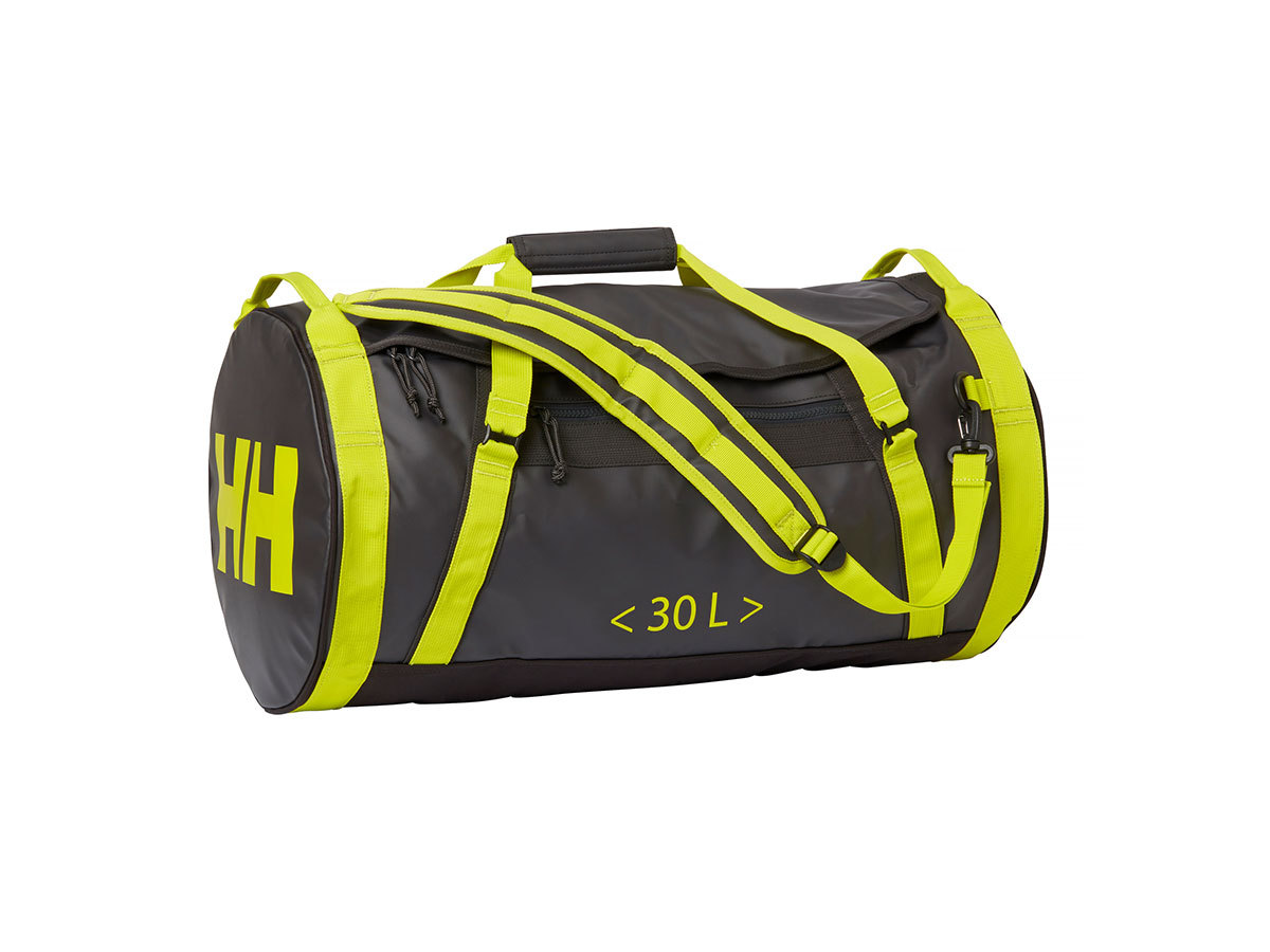 Helly Hansen HH DUFFEL BAG 2 30L - EBONY - STD (68006_982-STD )