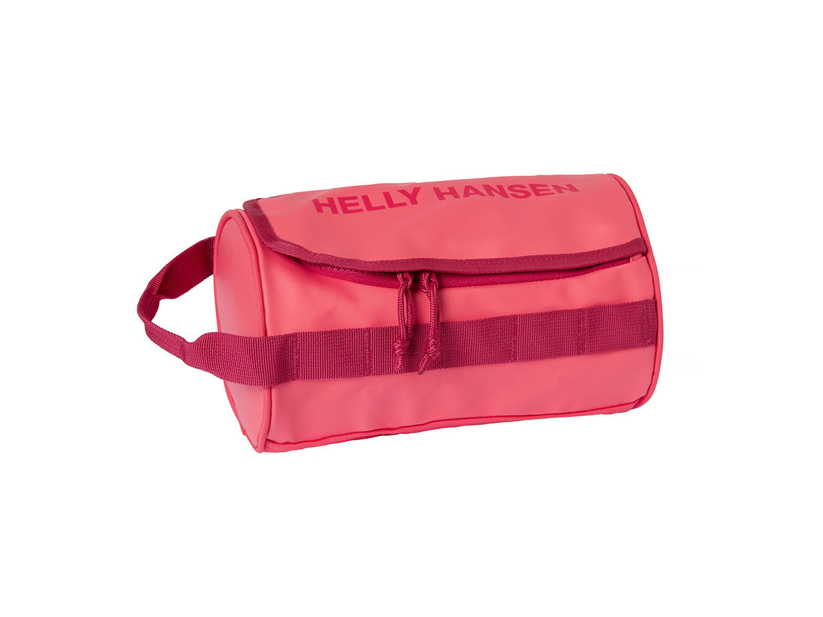 Helly Hansen HH WASH BAG 2 - GOJI BERRY - STD (68007_197-STD )