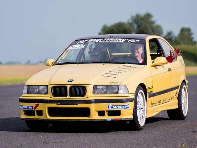 BMW M Compact + Forma Renault CSOMAG 1+6 kör / fő