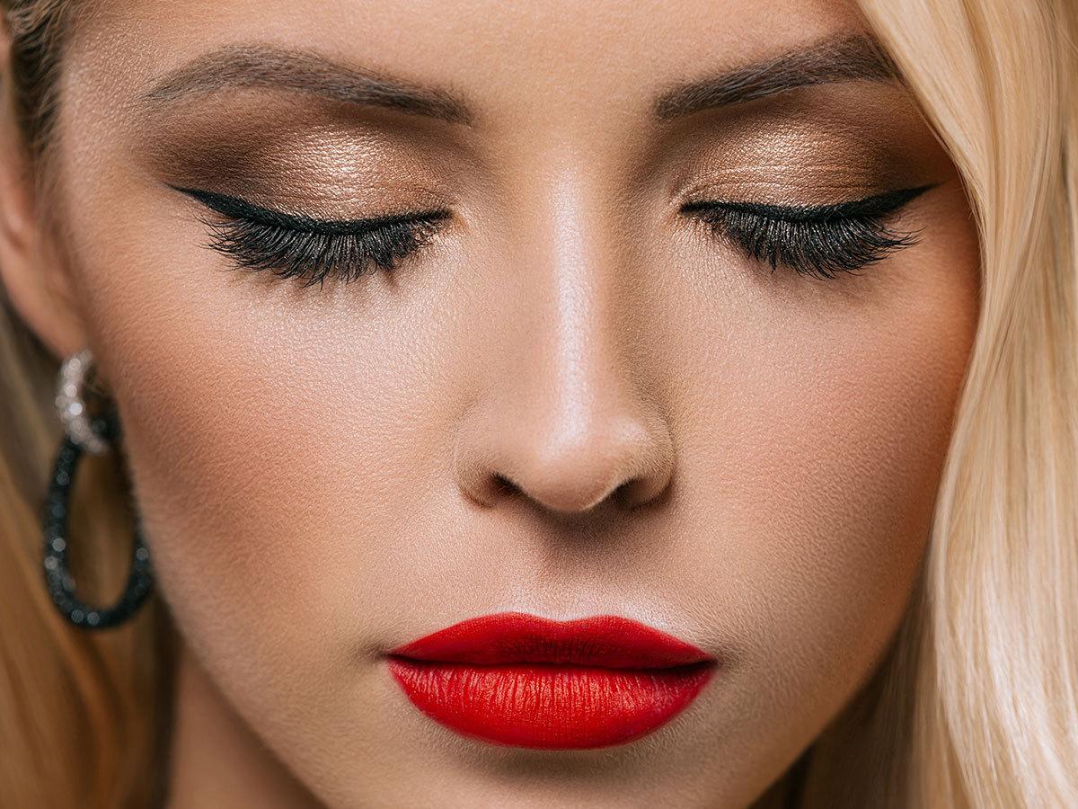 Szemkörnyék fiatalítás - ödémás, karikás, fáradt szemek kezelése radiofrekvenciával a Luxury Body Care & Nails Szépségszalonokban, több budapesti helyszínen
